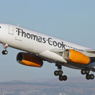 Thomas Cook Airlines Airbus A330-243 G-OMYT