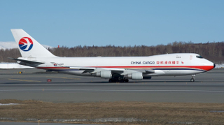 China Cargo Boeing 747-400F B-2428