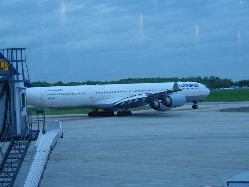 Scenes from Charlotte Douglas International Airport (North Carolina)