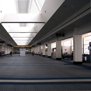 Lehigh Valley International Airport (ABE) terminal