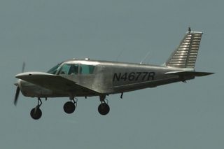 N4677R - Piper PA28