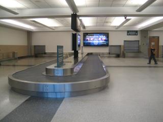 Spokane Airport (GEG) Baggage Claim