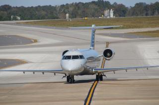 Scenes from Charleston International Airport (Charleston, S.C.) - Friday November 10, 2017