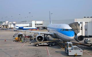 """US Airways - Airbus A319 Piedmont """"Piedmont Pacemaker"""""""