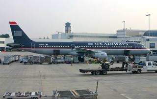 US Airways - Airbus A321