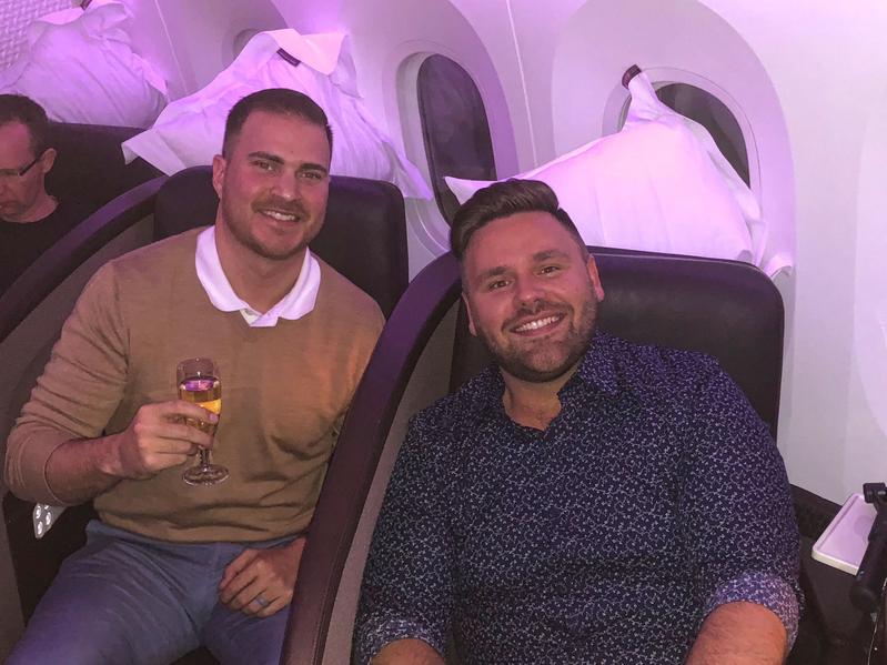 Virgin Atlantic Upper Class 25