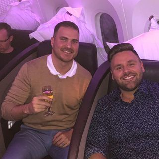 Virgin Atlantic Upper Class 25