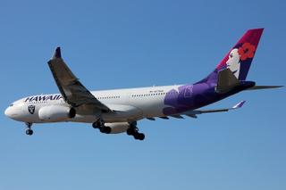 N378HA - Hawaiian Airbus A330-200