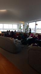 Virgin Atlantic Clubhouse LAX