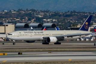 Saudia Boeng 777-300ER