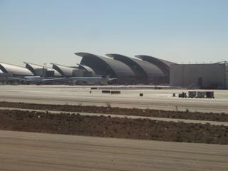 Los Angeles International Airport, Los Angeles, California