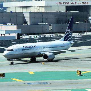 HP-1828CMP B737-8VS Copa Airlines SFO 28-05-17