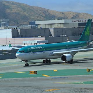 EI-DAA A330-202 Aer Lingus SFO 28-05-2017