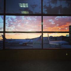 Sydney bound...