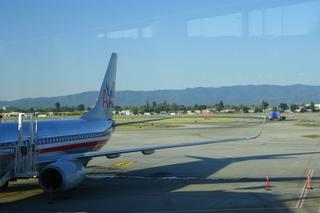 Scenes from San Jose (California) International Airport (SJC - Monday April 22, 2013)