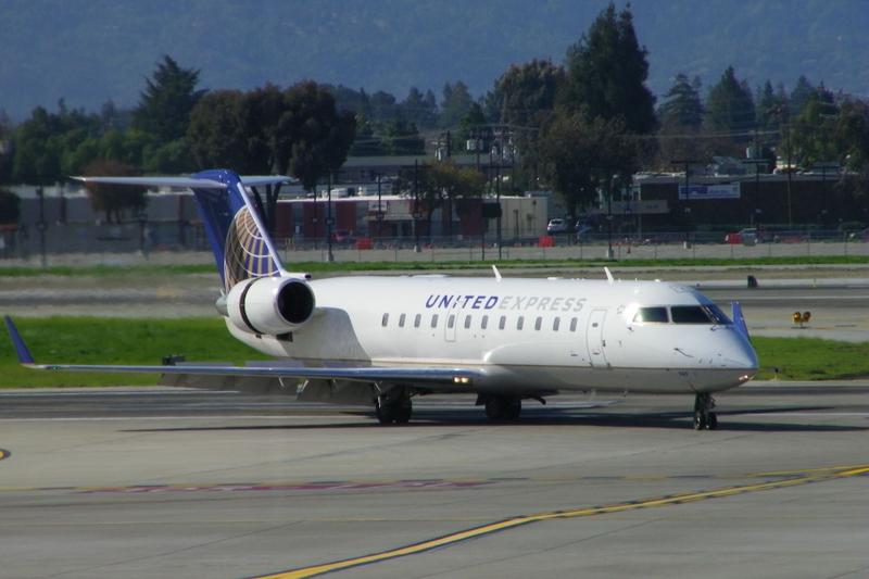 Scenes from San Jose (California) International Airport (SJC - Friday February 22, 2013)