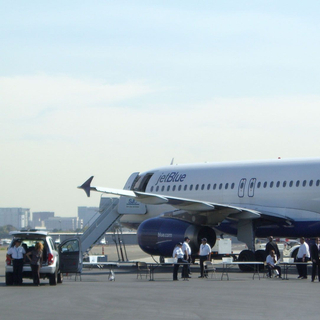 Jet Blue charter in san jose
