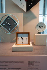 """Installation view of """"A Modern Approach: Mid-century Design"""""""