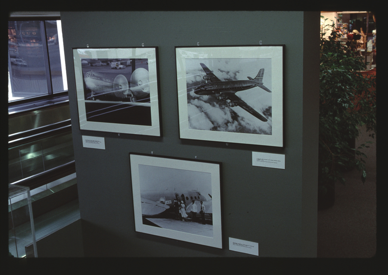 "Installation view of ""Before the 21st Century: An Ode to Boats, Cars, Motorcycles, Planes, and Trains"""