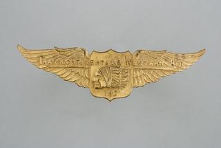 flight officer wings: Transcontinental & Western Air (TWA)