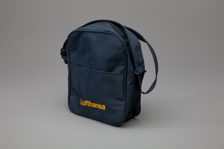 miniature airline bag: Lufthansa German Airlines