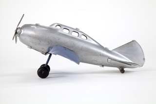 toy airplane: low wing aircraft
