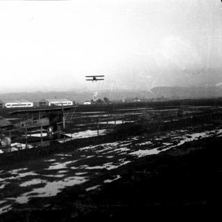 negative: Oakland Municipal Airport