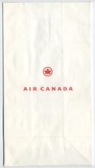 airsickness bag: Air Canada
