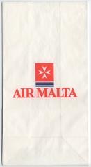 airsickness bag: Air Malta
