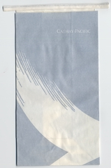 airsickness bag: Cathay Pacific Airways