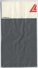 airsickness bag: Lauda Air