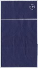 airsickness bag: Lufthansa German Airlines