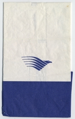 airsickness bag: Garuda Indonesia