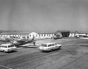 negative: San Francisco International Airport (SFO), maintenance buildings