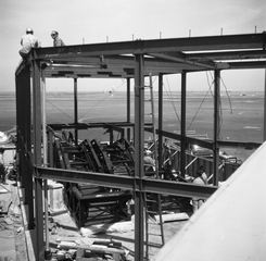 negative: San Francisco International Airport (SFO), construction of Pacific Southwest Airlines (PSA) pier and jetways