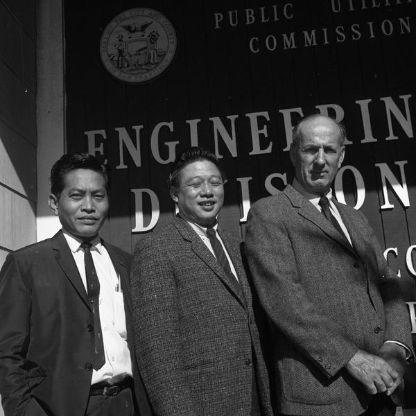 negative: San Francisco International Airport (SFO), anniversary celebration for airport engineering department