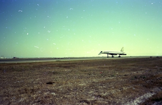negative: San Francisco International Airport (SFO), Concorde