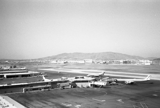 negative: San Francisco International Airport (SFO), North Terminal