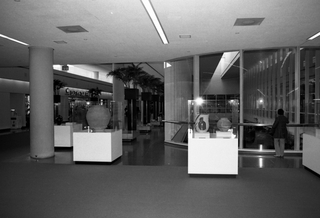 negative: San Francisco International Airport (SFO), Central Terminal interior
