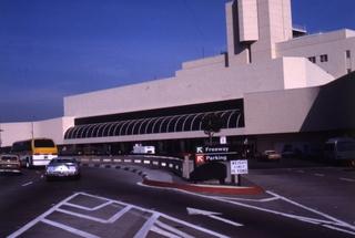 negative: San Francisco International Airport (SFO), Central Terminal