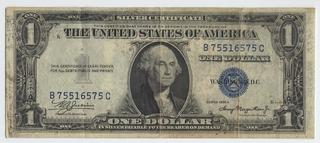 "dollar bill: Pan American Airways, ""Short snorter"""