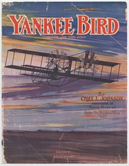 sheet music: Yankee Bird March and Two-Step, by Chas. L. Johnson