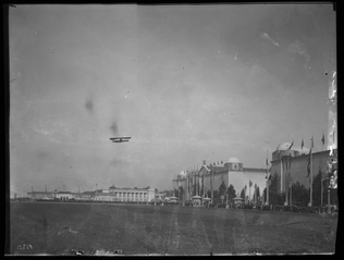 negative: Panama-Pacific International Exposition