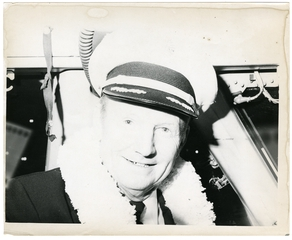 photograph: Pan American World Airways, Captain Roger Sherron, Jr.