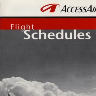 timetable: Access Air