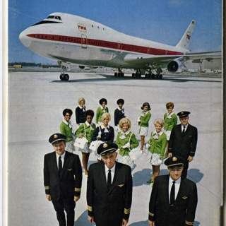 timetable: TWA (Trans World Airlines)