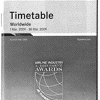 timetable: Asiana Airlines