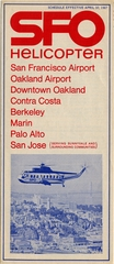 timetable: SFO Helicopter Airlines