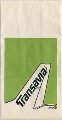 airsickness bag: Transavia