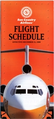 timetable: Sun Country Airlines
